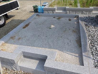 一宮市、豊田市で墓石工事