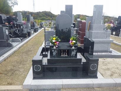 名古屋市で完成したお墓への開眼・納骨式