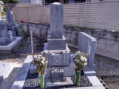 岡崎市、刈谷市でお墓づくり