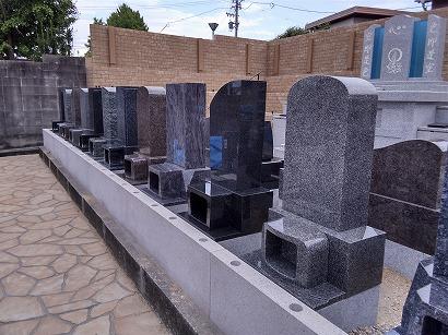 刈谷市、岡崎市でお墓づくり