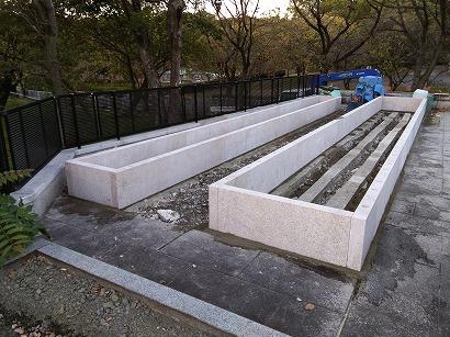 名古屋市平和公園でお墓づくり