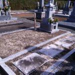 新城市、西尾市でお墓の改修工事