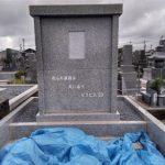 豊川市でお墓づくり