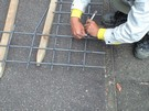 外柵設置工事7