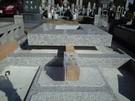 墓石設置工事1