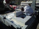 墓石設置工事8