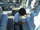 墓石設置工事20