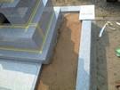 墓石設置工事21